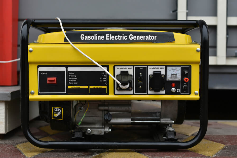 A Quiet Electric Generator