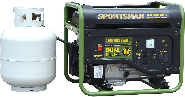 8 Best Dual Fuel Generator Reviews (2021 Updated)